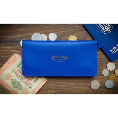 Бумажник Neat Light Blue 2