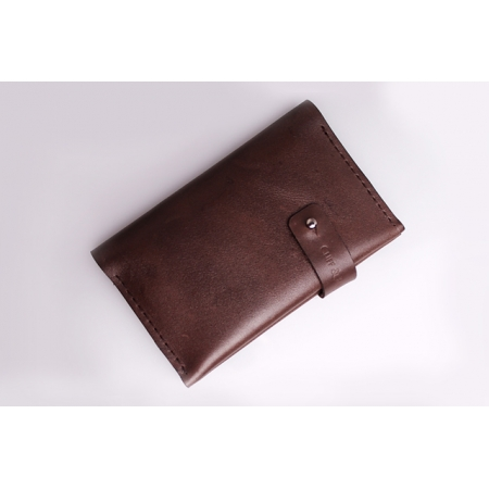 CLIFF DOCUMENT CASE, BROWN