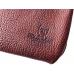 Клатч-конверт (коричневый флотар)