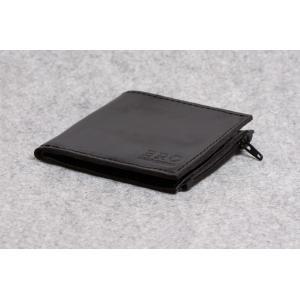 Кожаный кошелек Bro Wallet Elite Black
