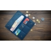 Кожаный бумажник ручной работы Neat Blue купить по лучшей цене