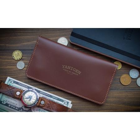 Бумажник Neat Light Brown