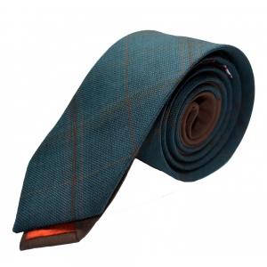 Шерстяной галстук Emerald