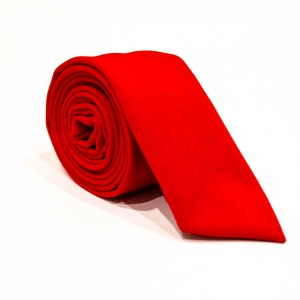 Галстук Gules красный