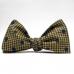 Галстук-бабочка с рисунком в клетку и горох Bow Tie купить по лучшей цене