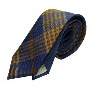Шерстяной галстук Tobacco