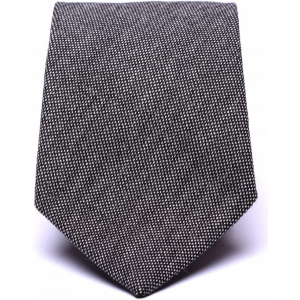 Галстук мужской серый Mr. Gray