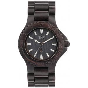 Деревянные часы WeWOOD Date Black