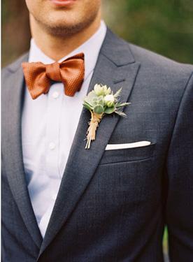 мужская галстук-бабочка